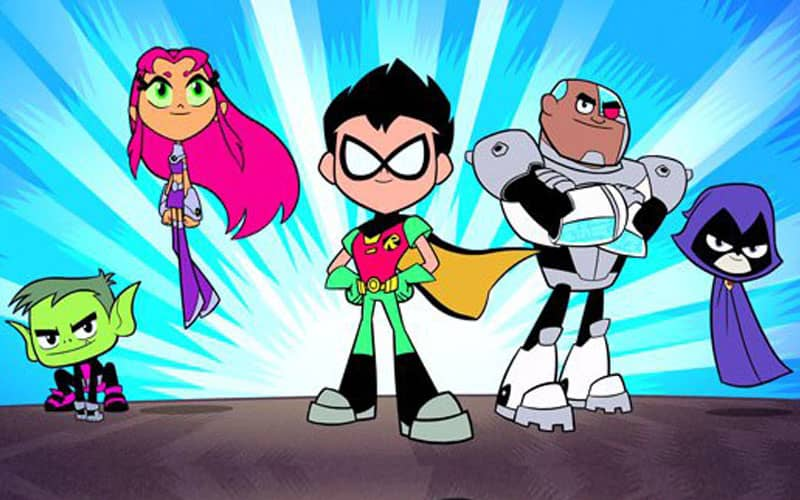 Teen Titans Go Nuove Puntate 2021