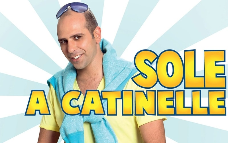 Sole a catinelle film Canale 5